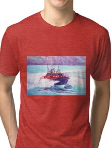To The Rescue Tri-blend T-Shirt