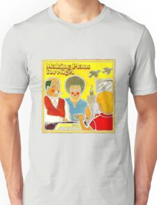 XTC Making Plans for Nigel Unisex T-Shirt