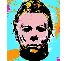 Michael Myers PoP Photographic Print