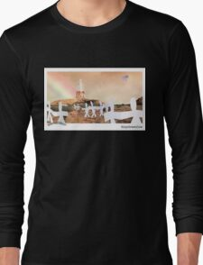 Peace, Love, Joy and Harmony Long Sleeve T-Shirt