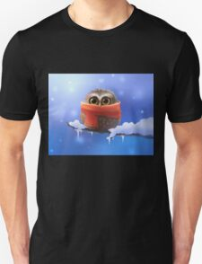 Owl with scarf T-Shirt
