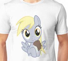 Have yourself a Derpy little milkshake Unisex T-Shirt