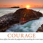 Courage by Lisa Frost