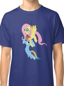 The Flutter Shy fly! Classic T-Shirt
