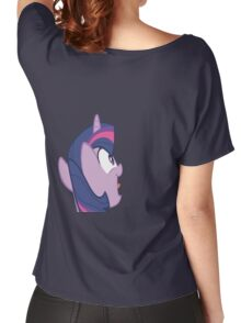 Twilight is happy with what's ahead! Women's Relaxed Fit T-Shirt