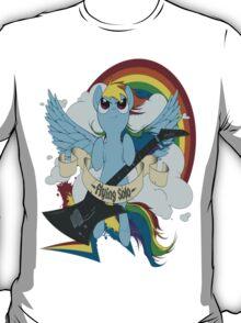 A dashing flying solo! T-Shirt