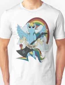 A dashing flying solo! Unisex T-Shirt