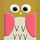 Cute Retro Kawaii Owl cartoons - iPhone 5, iphone 4 4s, iPhone 3Gs, iPod Touch 4g case by pointsalestore Corps