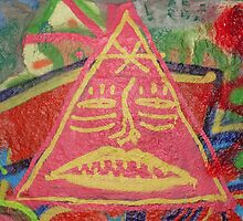 Triangle Man by podspics
