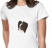 Papillion v2 Womens Fitted T-Shirt