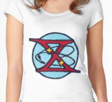 Gemini 10 Mission Logo Women's Fitted Scoop T-Shirt