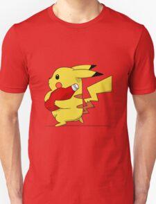 Pika Ketchup  T-Shirt