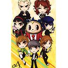 Persona 4 iPhone Case by Vanesa Aguilar
