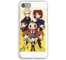 Persona 4 iPhone Case iPhone Case/Skin