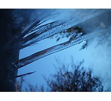 The Coldest Winter in a Hundred Years Photographic Print