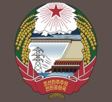 Coat of Arms of North Korea by ziruc