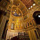 Altare del Duomo di Monreale by Andrea Rapisarda