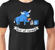 Bull of Cereal Unisex T-Shirt