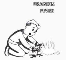 Uranium Fever BW T-Shirt