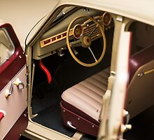 Interior retro car by mrivserg