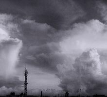 ©HCS Big Bang Cloud Monochrome by OmarHernandez