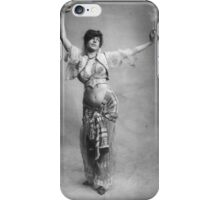 Belly Dancing and Cigarettes iPhone Case/Skin