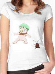Baby Beel Belzebub Women's Fitted Scoop T-Shirt