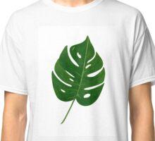 Leaf Print - 2 Classic T-Shirt
