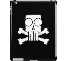 Skull skills iPad Case/Skin