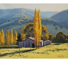 Tarana Farm Photographic Print