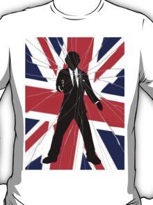 Made In Britain: James Bond, 007 T-Shirt