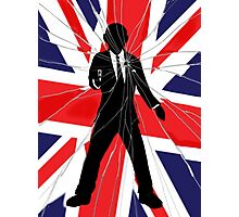 Made In Britain: James Bond, 007 Photographic Print