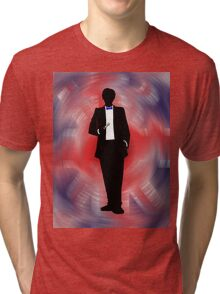 Made In Britain: Doctor Who Tri-blend T-Shirt