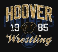 Hoover Wrestling 3 One Piece - Short Sleeve