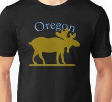 Oregon Moose Unisex T-Shirt