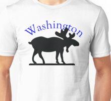 Washington Moose Unisex T-Shirt
