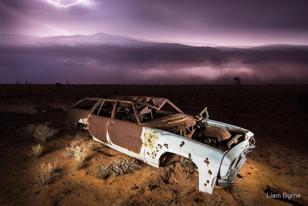 Better Days - Great Victoria Desert, Wa by Liam Byrne