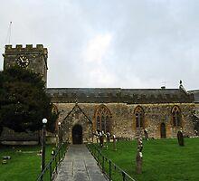 Uplyme Church , Devon UK - November 26TH 2012 by lynn carter