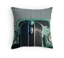 Vertical stripes Throw Pillow