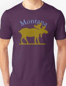 Montana Moose T-Shirt
