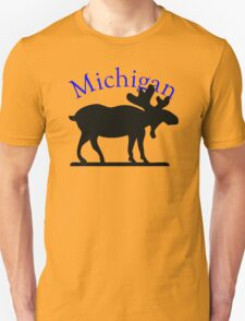 Michigan Moose T-Shirt