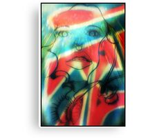 'Redemption' - Ethereal Canvas Print
