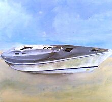 Last Voyage by Melissa Haarhoff