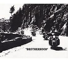Brotherhood Photographic Print