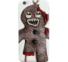 Zombie Christmas iPhone Case/Skin