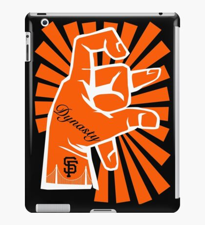 SF iPad Case/Skin