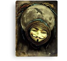 Anony-mouse Canvas Print