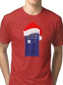 Santa Who Tri-blend T-Shirt