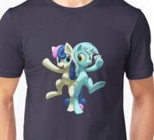 Lyra Heartstrings & Bonbon Unisex T-Shirt