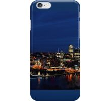 Winter's Morning at the Point iPhone Case/Skin